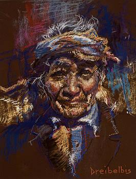 Navaho Memories by Ellen Dreibelbis