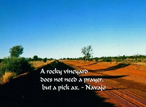 Gary Wonning - Navajo Proverb