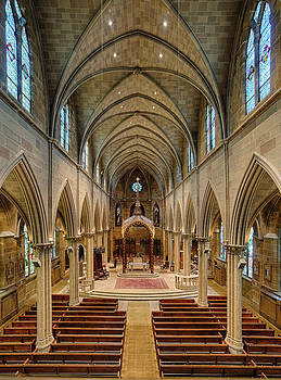 Nave IV by Dick Wood