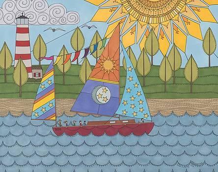 Navigating by Pamela Schiermeyer