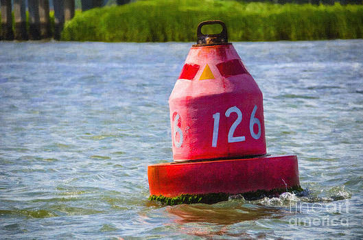 Dale Powell - Navigational Buoy