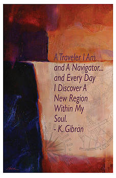 Navigator of the Soul by Gibran by Shawn Shea