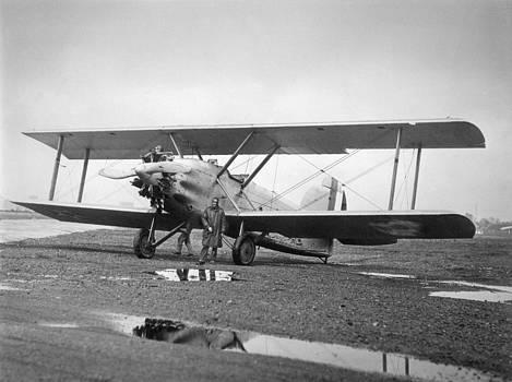 Henri Bersoux - Navy Landplane circa 1943