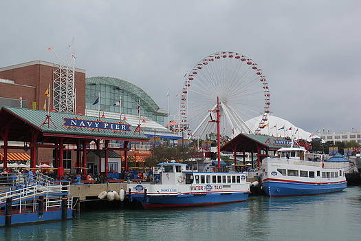 Navy Pier by Deanna King