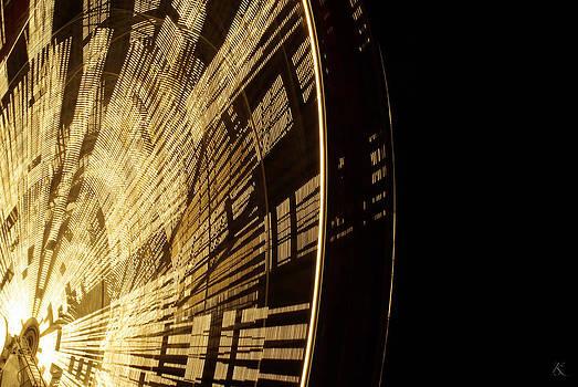 Navy Pier Ferris Wheel by Kelly Smith