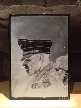 Nazi Zombie by Michael Iglesias