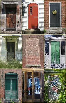 N.E. Doorways by David Phoenix