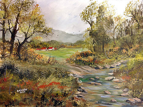 Near the River by Dorothy Maier
