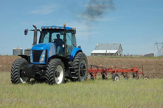 Jerry McElroy - Nebraska Dry Land Farming