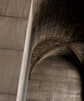 Art Whitton - Nebraska State Capitol Ceiling Arches