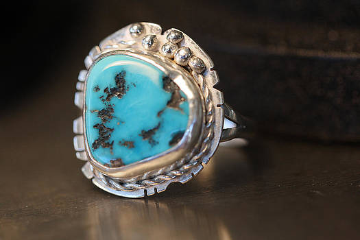 Nebula Cluster ring by Kelly Clower