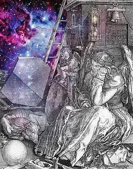 Nebula Inspires Signs - Melencolia by Daniel Reiiel