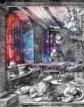 Nebula Inspires Signs - Study by Daniel Reiiel