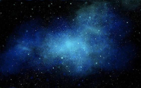 Frank Wilson - Nebula Mural
