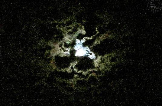 Nebula by Tejas Prints