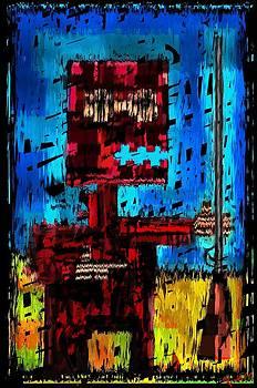 Ned Kelly by Brett Sixtysix