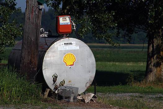Need Gasoline? by Fredrik Ryden