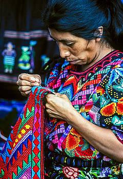 Needlework by Tina Manley