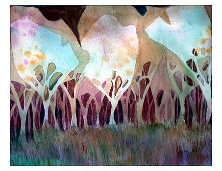 Susan Duxter - Negative Woodlands