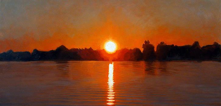 Charles Pompilius - Negwegon Sunset