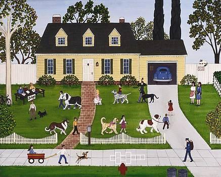 Linda Mears - Neighborhood Dog Show