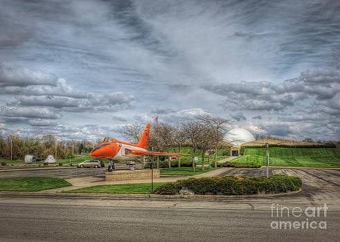 Neil Armstrong Space Museum by Pamela Baker