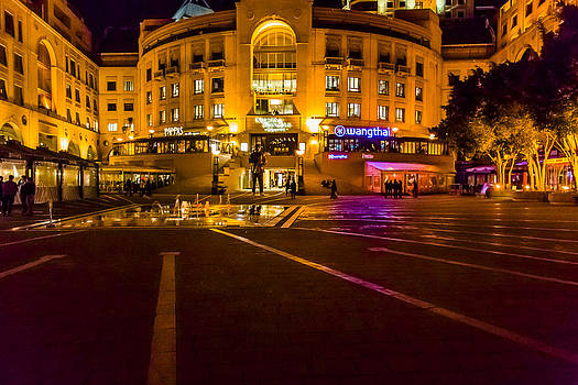 Nelson Mandela Square by The Camera Nook