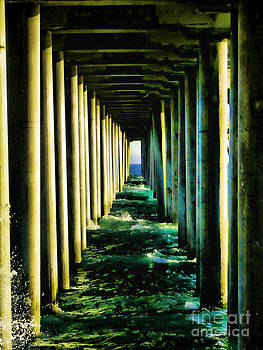 Neptune's Corridor by C Ray  Roth