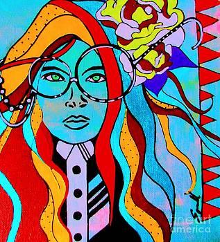 Nerdy Gal by Amy Sorrell