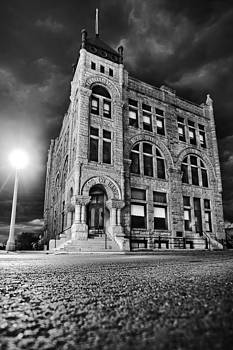 Ness County Bank by Thomas Zimmerman