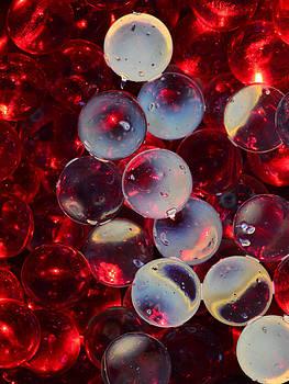 Dennis James - Nestled in Red