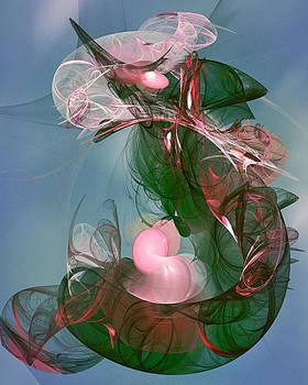 Mary Almond - Nestlings