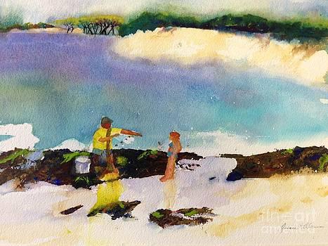 Net Fishing by Joanne Killian
