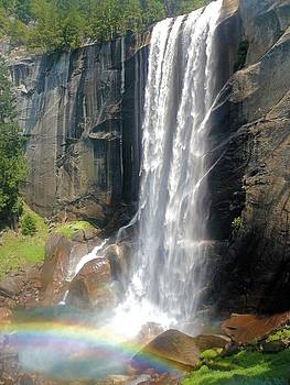 Nevada Falls by Jane Girardot