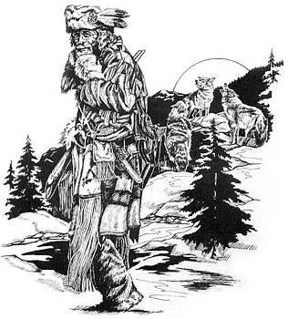 Nevada Trapper by Jonni Hill