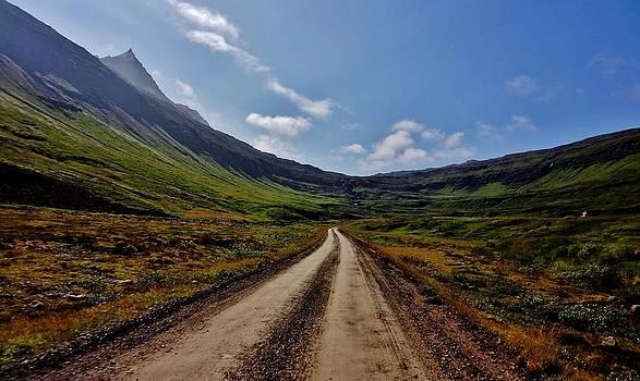 Never Ending Road by Sarah Pemberton