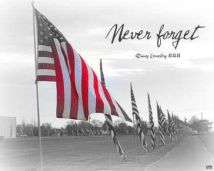 Never Forget by Heidi Manly