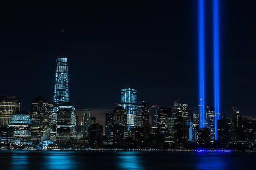 Never Forget II 9-11 by Jed Smith