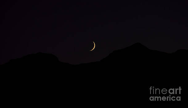 Jon Burch Photography - Never Summer Range Moonset