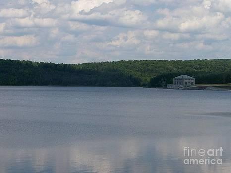 Neversink Reservoir by Kevin Croitz