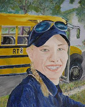 New Bus Driver by Michael Race