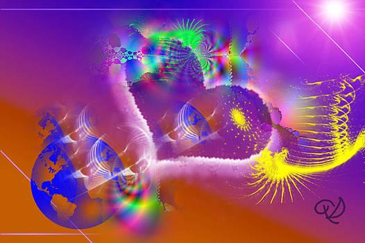 New Creation by Ute Posegga-Rudel