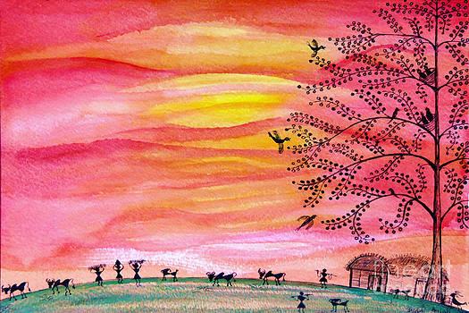 New Day by Anjali Vaidya
