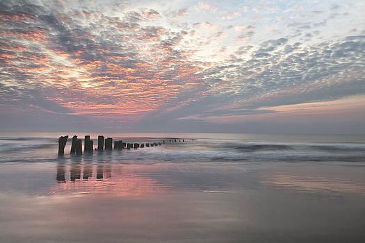 New Day Sunrise Sunset Image Art by Jo Ann Tomaselli