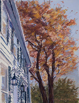 Mary Benke - New England Autumn