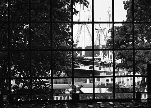 Henri Bersoux - New England Tall Ship