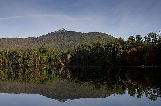 John Clark - New Hampshire Lake in Autumn