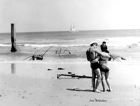 New Jersey Shore  1964 by   Joe Beasley