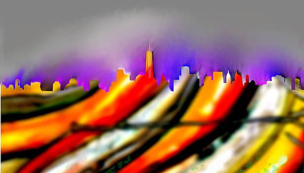 Marcello Cicchini - New Manhattan 2 - Marcello Cicchini