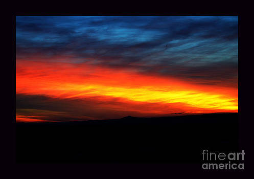 New Mexican Evening by Susanne Still
